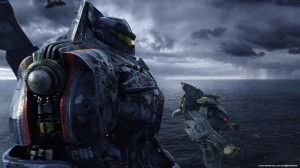 Pacific Rim Ocean Battle